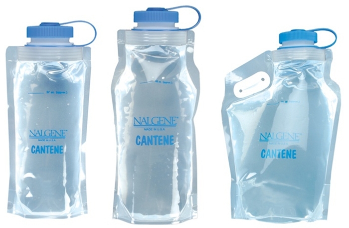Buy Nalgene Wide Mouth Cantene Collapsible Water Bottle