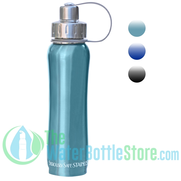18oz 530ml Stainless Steel Insulated Water Bottle By New