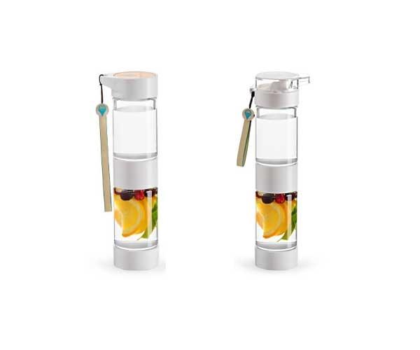 2042d594ab Define Bottle 17oz Sport Flip or Twist Top Infuser Water Bottle FREE ...