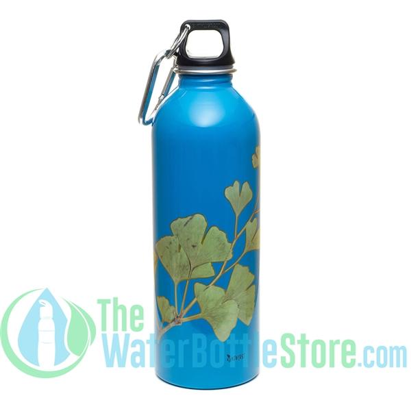 Earthlust 1 Liter Gingko Designer Stainless Steel Water
